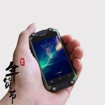KODENG J5酷登新品迷你袖珍智能三防手机卡片机路虎双卡双待蓝牙