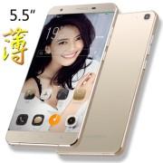 正品羽凯智能手机5.5英寸八核超薄移动4g男女性学生红米note3双卡