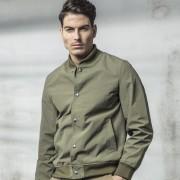 AK男装2016春新款都市特工棒球服青年修身男夹克短外套