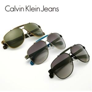 CalvinKleinJeans飞行员男士眼镜太阳镜墨镜太阳眼镜CKJ428SAF
