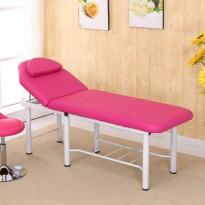 美容床 美体按摩推拿折叠床诊断针灸床保健加粗钢管 理疗床