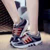 韩版厚底运动鞋女休闲鞋潮平底单鞋内增高女鞋学生松糕鞋春季新款