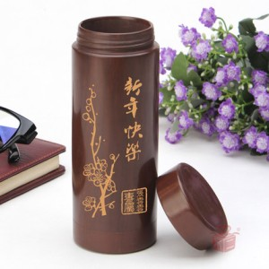 木鱼石杯生日礼物送爸爸妈妈老人长辈创意商务礼品实用新年送领导