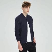 ASOBIO 2016春季新款男装 时尚棒球领纯棉休闲夹克外套